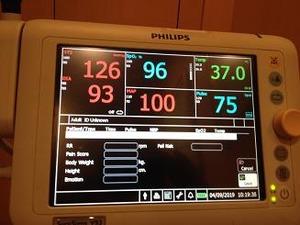 9月4日血圧