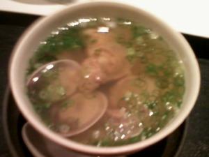 2527極旨のアサリ塩拉麺