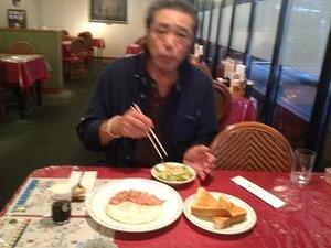 N氏はパン食