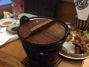 岩手名物芋煮