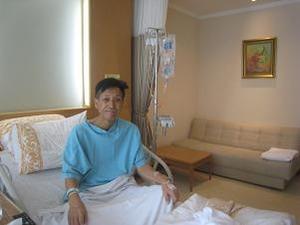 快適な病室