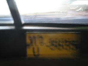 タクシーナンバー