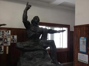 平和祈念像の原型