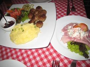 スウェーデンの家庭料理