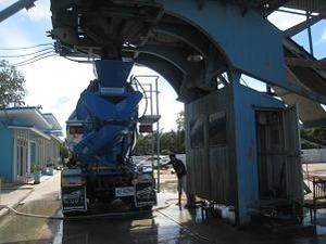 洗車にうるさい社長