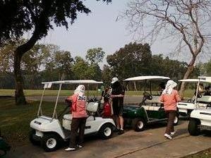 2467ゴルフカート