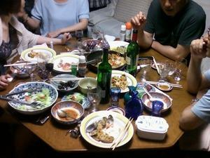 愉快な晩餐会
