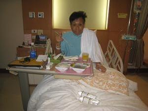 楽しい?入院生活