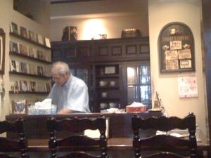 親友の喫茶店