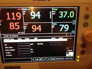 9月9日血圧