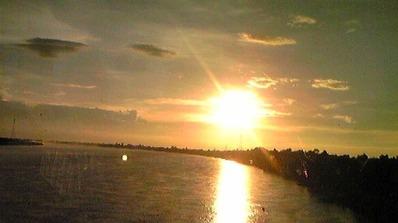 2024「メコンの夕陽」