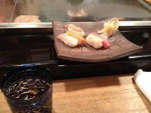 久しぶりの寿司じゃあ