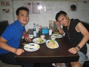 タイ最初の飯はカオマンガイ