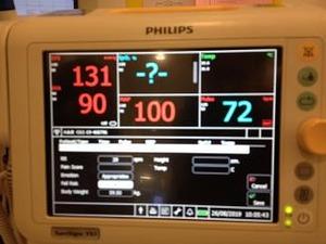 8月26日血圧