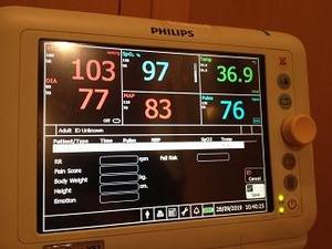 9月28日の血圧 低いなぁ