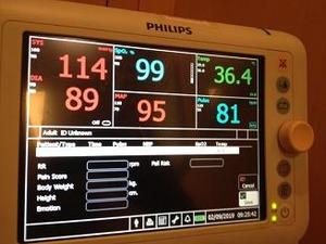 9月2日血圧&体温