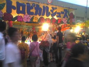 2181「美瑛祭り3」