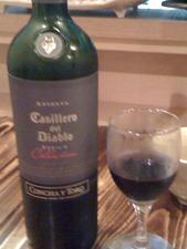 デビルという名のワイン