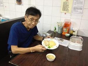 カオマンガイを食う