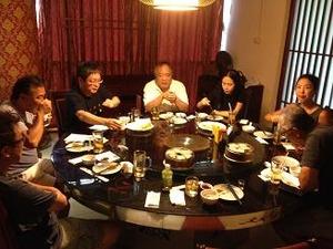 ランチは北京飯店