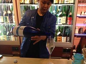 なんと日本酒BAR