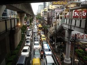 毎日大渋滞