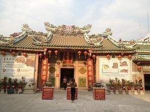 中国人街で有名な