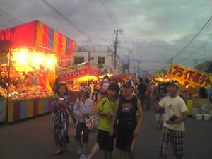 2181「美瑛祭り1」