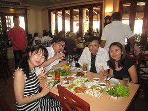 ランチもベトナム料理