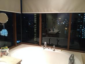 感動のバスルーム
