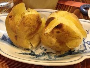 北海道産ジャガイモ