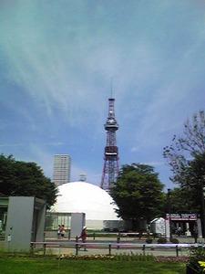 2358「札幌テレビ塔