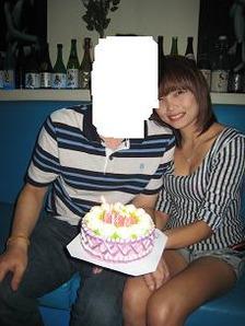 2485前夜祭ケーキ