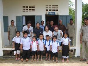 ビエントン村のH小学校