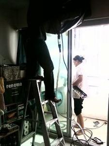 2376「エアコン掃除」