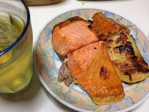 鮭と鱈で一献