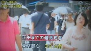 2193「東京都心の猛暑」