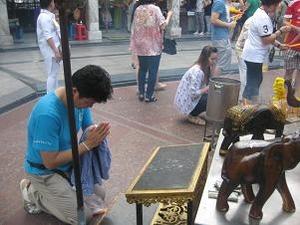 日本の平和を祈る