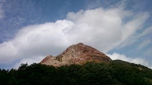 活火山の昭和新山