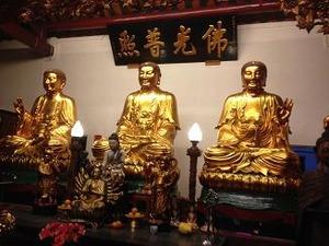 何処かの中国寺の