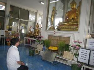 仏教を体験し何を思う
