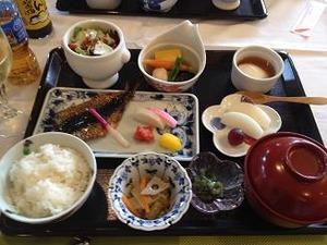 これぞ日本のザ・朝定食