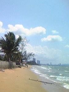 1947「パタヤの海」