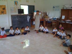 2555なかよし幼稚園の子供たち