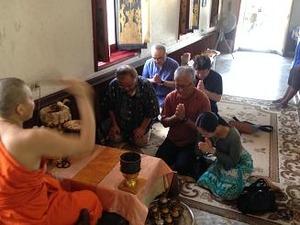 仏教を体験する