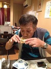 蟹味噌酒うまいっす