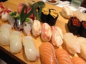 これぞ北海道の鮨じゃ