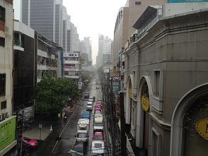 ようやく雨季