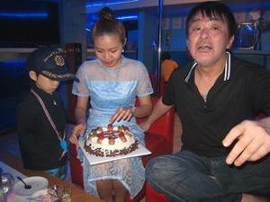 本日2度目のケーキ