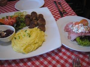 スウェーデンの家庭料理は優しい味